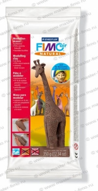Полимерная глина FIMO air natural cocoa (8150-750)
