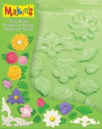 "Makin's Push Molds ""Florals"""